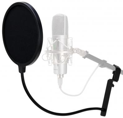 Pronomic PK2 Professional Pop Filter (Pop Shield)