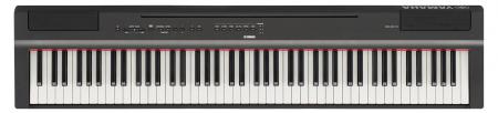 Yamaha P-125B Stage Piano - Schwarz