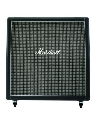 "Marshall 1960AX 4x12"" Vintage Classic Cabinet, schräg"