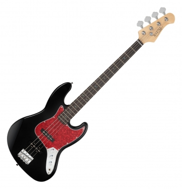 Rocktile Pro JB-30BK Electric Bass Black 70's Deluxe