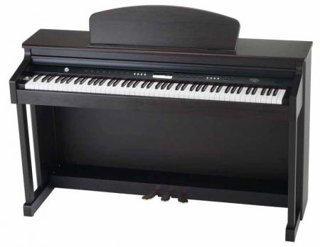 B-Ware Classic Cantabile DP 1000 E-Piano Rosenholz