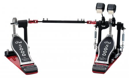 DW 5002AD4 Accelerator Doppel Fußmaschine
