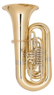"Miraphone BBb-496A ""Hagen 496"" Bb-Tuba lackiert"