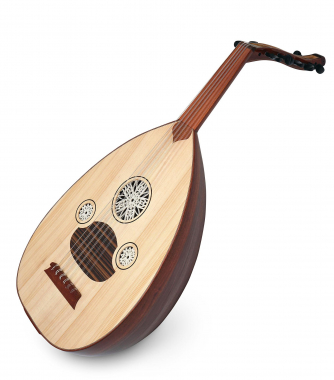 Classic Cantabile Oriental Series Oud-10 Turkish Oud for beginners and advanced players