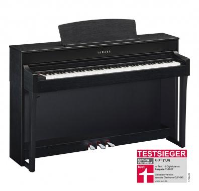 Yamaha CLP-645 B Digitalpiano schwarznuss