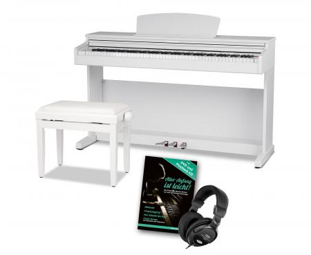 Piano digital Steinmayer DP-320 WM blanco mate