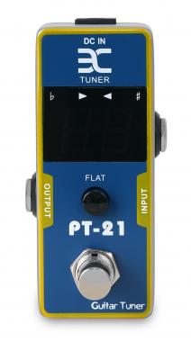 ENO PT-21 pedaal tuner gitaar tuner