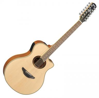 Yamaha APX 700 II-12 Westerngitarre, 12-saitig, Natural