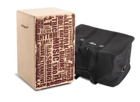 """Schlagwerk CP 130 Cajon X-One """"Styles"""" SET inkl. Tasche"""