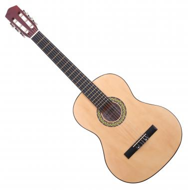 Classic Cantabile Acoustic Series AS-851-L Klassikgitarre 4/4 für Linkshänder