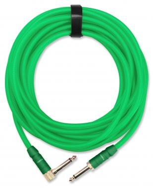 Pronomic Trendline INST-6G Instrument Cable 6m green