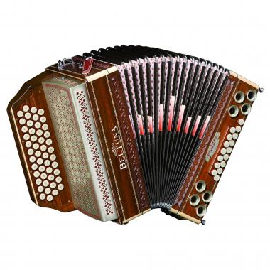 Beltuna Alpstar IV D Harmonika Padouk