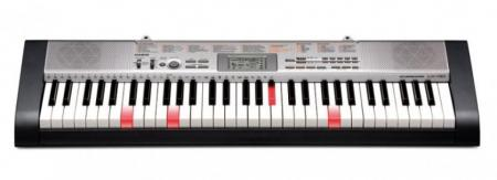 Casio LK-130 Leuchttasten Keyboard  - Retoure (Zustand: sehr gut)