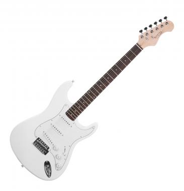 Rocktile Sphere Classic E-Gitarre White  - Retoure (Zustand: gut)