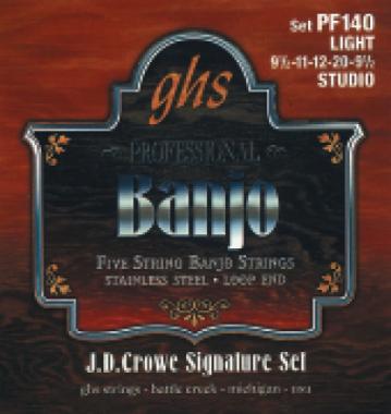 GHS Saiten für Banjo 5-Saitig