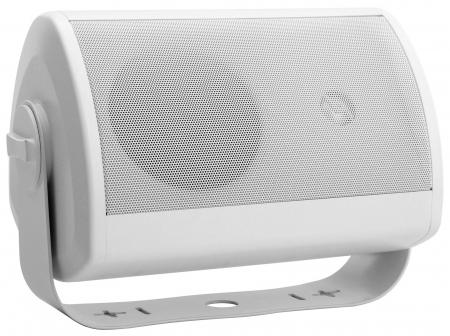 Pronomic OLS-10 WH Outdoor-Lautsprecher weiß 120 Watt  - Retoure (Zustand: sehr gut)