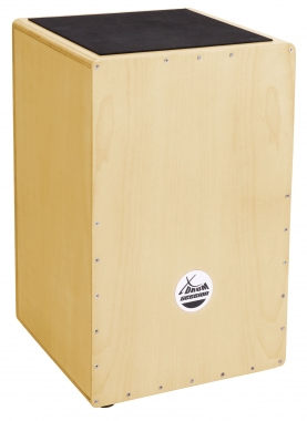 XDrum Cajon Nature Series, naturel hout