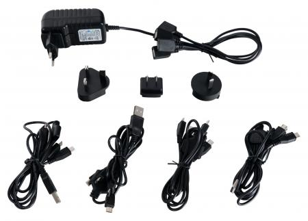 Beatfoxx SDC-1640 chargeur pour casques Silent Disco V2