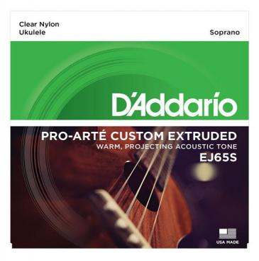 D'Addario EJ65S Soprano