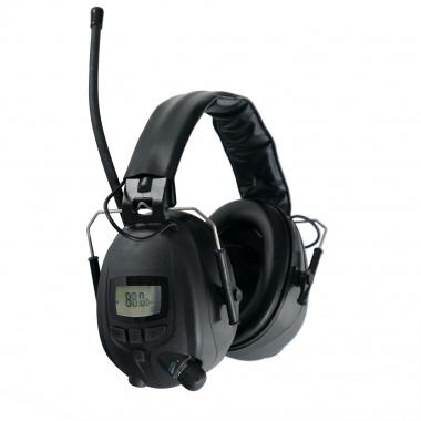 Stagecaptain ContraNoise FM-28 casque antibruit avec Bluetooth® et radio