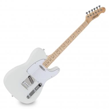 Shaman Element Series TCX-100W e-guitare blanche