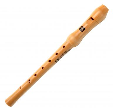 Classic Cantabile Soprano Recorder Maple, baroque
