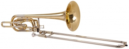 Classic Cantabile BP-60 Two-Valve Bass Trombone