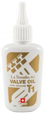 La Tromba T1 Ventil-Öl mit Silikon 65 ml