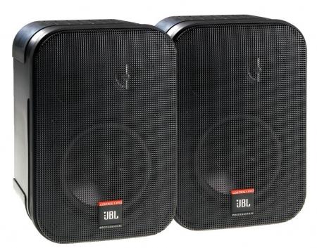 JBL Control 1 Pro, Coppia, finitura nera, Monitor Speker Woofer