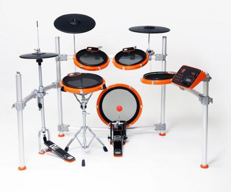 2Box Drumit Five MKII E-Drumset batteria elettronica 5 MK 2