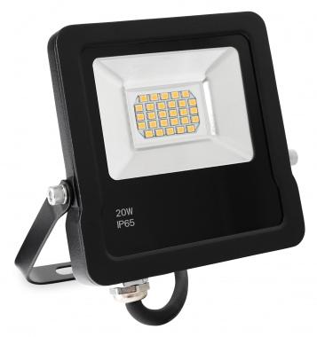 Showlite FL-3020 WW LED Fluter IP65 20 Watt 1600 Lumen warm-weiß