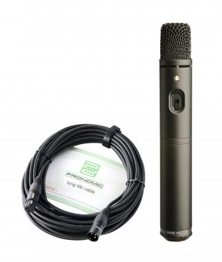 RODE M3 SET inkl. Mikrofonkabel