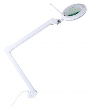 Showlite LL-0695D-Pro LED Magnifying Lamp 60 x SMD-LED 9W 3/5 Diopters