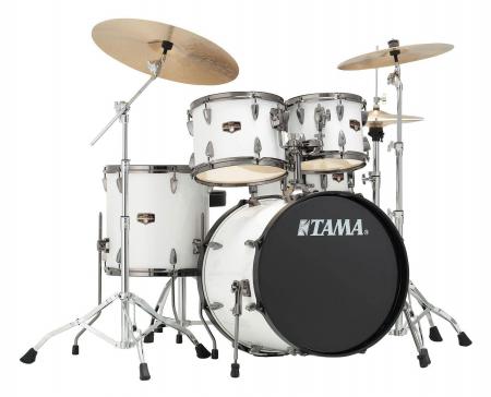 Tama IP50H6N-BSGW Imperialstar Drumkit Sugar White