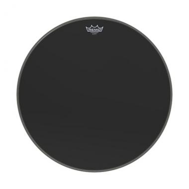 "Remo 20"" Powerstroke P3 Ebony Bass Drum"