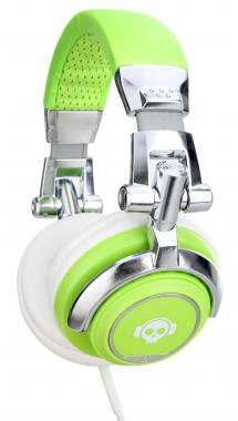 Pronomic SLK-40GR StudioLife headphones green incl. 3.5/6.35 mm adapter