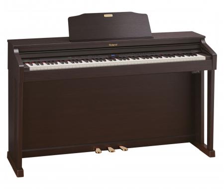 Digitalpiano Roland HP504 Rosenholz