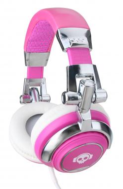 Pronomic SLK-40PK StudioLife Kopfhörer pink inkl. 3.5/6.35mm Adapter  - Retoure (Zustand: sehr gut)