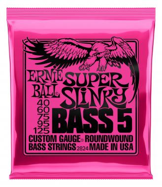 Ernie Ball 2824 Super Slinky 5 Bass