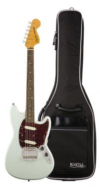Fender Squier Classic Vibe '60s Mustang LRL SNB Gigbag Set