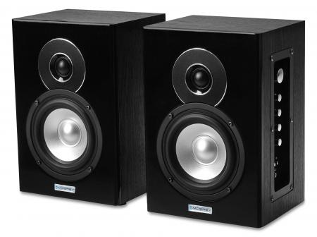McGrey BTS-235A Active Studio Monitor Speaker Pair with Bluetooth 80 Watt