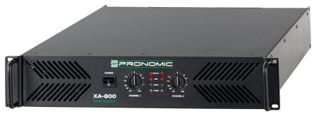 Amplificateur XA-800 2x1900 Watt Pronomic