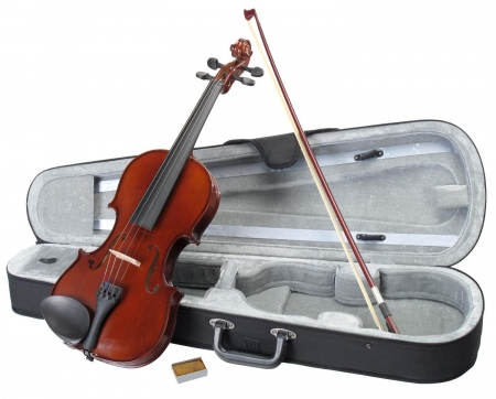 Classic Cantabile Violon étudiant 4/4 SET y compris  colophane