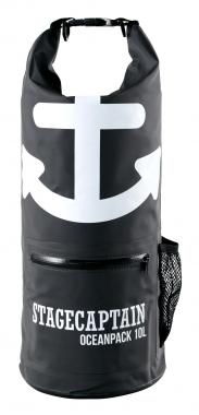 Stagecaptain OP-125 OceanPack 10 liter zwart