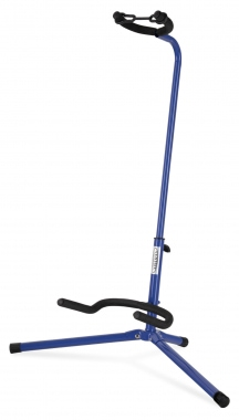 Classic Cantabile Guitar Stand (light), blue