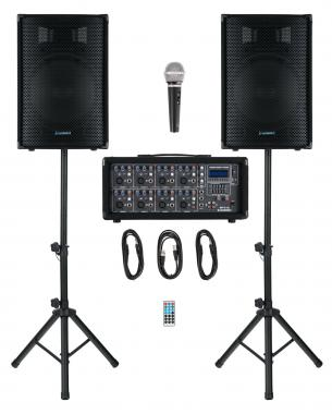 McGrey BP-215 Bandpack PA System 150 Watt