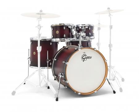 Gretsch CM1-E825-SDCB Catalina Maple Shellset Satin Deep Cherry Burst