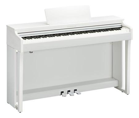Yamaha CLP-625 WH weiß matt