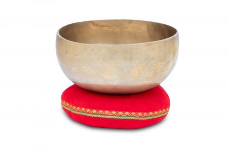 XDrum Omshanti bol chantant 17 cm set avec coussin