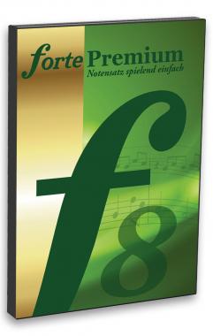 Forte 8 Premium Edition